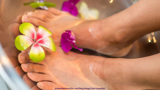 Doing World Reflexology Week